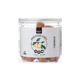 桃夫子 梨膏糖 200g*2罐