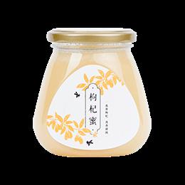 青海高原 有机枸杞蜂蜜 420g/罐