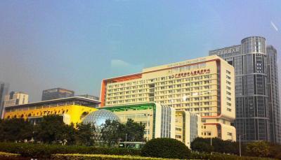 广州市妇女儿童医疗中心珠江医院院区